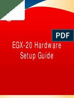 Egx-20 Hardware App Guide