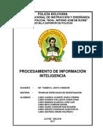 Procesamiento de Información