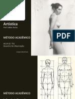 AULA 02-T1-Curso de Desenho Anatomia Artistica- Galber Rocha - 2016