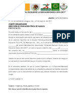 Carta Responsiva 2015