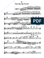 23 Final Bow and Playout Violin I