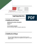 Fds - Naftaleno Prs
