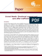 GAATW Briefing Paper Unmet Needs.10.2015