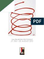 SF2017 Program