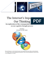 The Internet's impact on our thinking.pdf