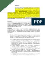 Modelo Constitución Empresa - Con Bienes
