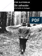 Sloterdijk P- Sin salvación Tras las huellas de Heidegger.pdf