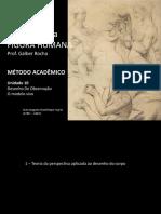 AULA-10-T3-Desenho Da Figura Humana- Galber Rocha - 2016