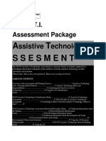 wati assessment package