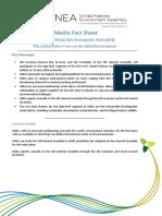 Wed 2014 Factsheet Unea