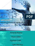 Sensoral VR Porject
