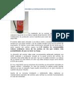 Normativa Para La Instalación de Extintores