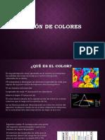 Visión de Colores