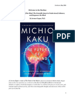 Review of the Future of the Mind (1)
