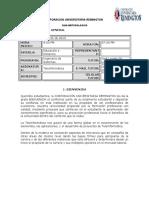 Guia Academica TeleInformatica
