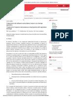 Tratamiento Del Enfisema Subcutáneo Masivo Con Drenaje Aspirativo _ Medicina Intensiva