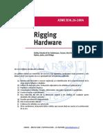 ASME B30 26-2004 citerio descarte de aparejos utileria menor.pdf