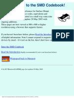 SMD Codebook