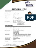 Curriculum Vitae HSG 2017