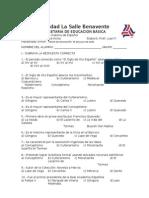 Universidad La Salle BenaventeJUAN8