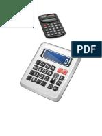 Historia de la calculadora