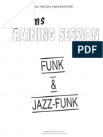 Drums Training Session - Funk et Jazz Funk.pdf