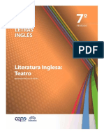 literatura inglesa teatro