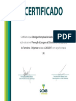 Certificate of Completion12