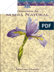 Elementos Da Magia Natural Marian Green