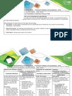 Guía de actividades y rúbrica de evaluación - Tarea 5. Diseñar un  blog o sitio web.pdf