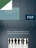 Herramientas de La Administración.