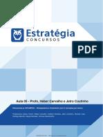Curso 9228 Aula 05 Profs Heber Carvalho e Jetro Coutinho v1