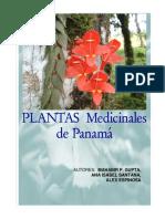 Plantas Medicinales de Panama