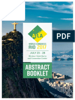 AILA 2017 - Abstract Booklet
