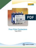 MCX 4Pole Contractors