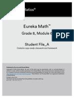 gr 8 module 6 linear functions  stu wkbk