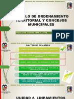 Presentación Seminario Concejo Municipal Cota Ot Unidad 2