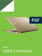 Acer Swift User Manual
