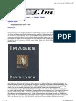 Photografien in D.lynchs Filmen