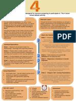 the 4 jems virtual debate - 1 page learner brief