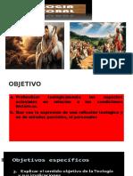 1ra Clase de Teología Pastoral