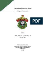Evaluasi Kinerja Keuangan Daerah