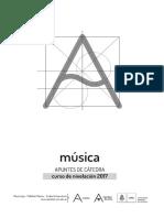 Apunte de Catedra Musica 2017