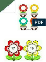Tanda Nama bunga