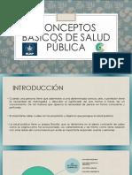 Conceptos Básicos de Salud Pública
