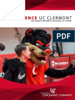 experience uc clermont booklet