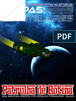 3-16 Carnificina Entre as Estrelas - Tropas Estelares - Patrulha de Rotina - Biblioteca Élfica