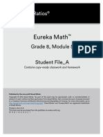 gr 8 module 5 examples of functions from geometry stu wkbk