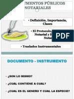 8- Instrumentos Publicos Notariales
