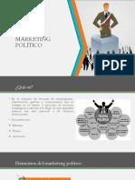 Marketing Politico Diapositivas